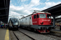 Railways Romania CFR 0003
