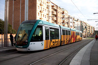 Trams Spain Barcelona 0002