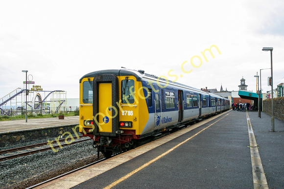 Railways Northern Ireland NIR 0004
