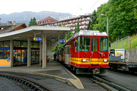 Railways Switzerland TPC 0008