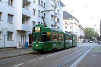 Trams Switzerland Basel 0001