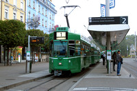 Trams Switzerland Basel 0002