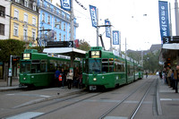 Trams Switzerland Basel 0003
