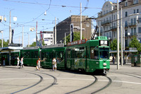 Trams Switzerland Basel 0005
