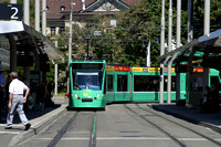 Trams Switzerland Basel 0006