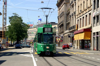 Trams Switzerland Basel 0008