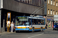 Trolleybuses Czech Republic Ostrava 0002