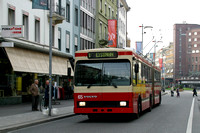 Trolleybuses Switzerland Biel 0001