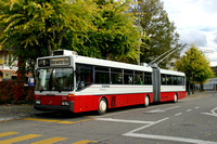Trolleybuses Switzerland Winterthur 0001