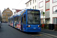Trams Germany Kassel 0002