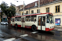 Trolleybuses Lithuania Vilnius 0001