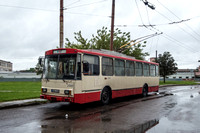 Trolleybuses Lithuania Vilnius 0009