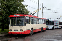 Trolleybuses Lithuania Vilnius 0005