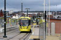 Trams England Manchester 0002