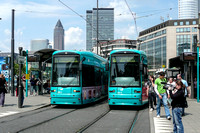 Trams Germany Frankfurt Main 0003