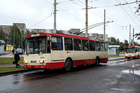 Trolleybuses Lithuania Vilnius 0007